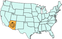 Feed Our Babies USA Map