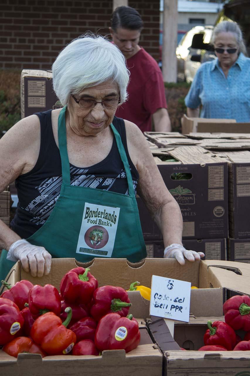 Community Fresh Produce Market – 60 lbs for $10!