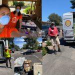 Distributing Food During the Pandemic